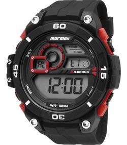 Relógio Mormaii Masculino Esportivo Digital Mo2019/8r - Nf