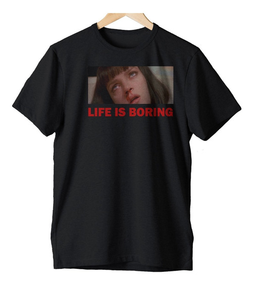 Camiseta Algodão Aesthetic Vaporwave Mia Wallace Egirl Eboy