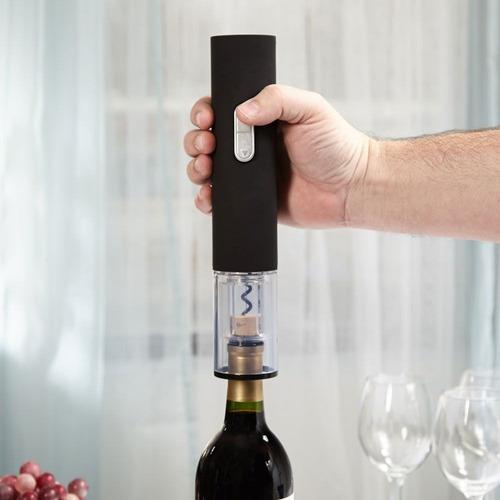 Descorchador De Vino Eléctrico Destapador