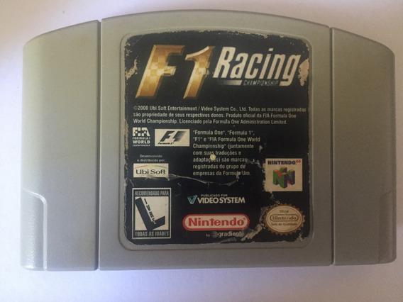 F 1 Racing Champioship Nintendo 64