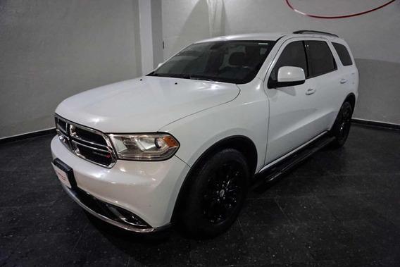 Dodge Durango 3.6 V6 Sxt Plus Mt 2015