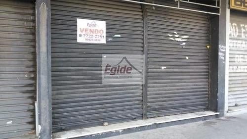 Imagem 1 de 7 de Excelente Loja No Centro De Niterói [7023]  - 7023