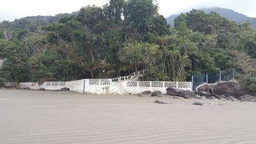 Chácara De Frente Para A Praia, Em Itanhaém