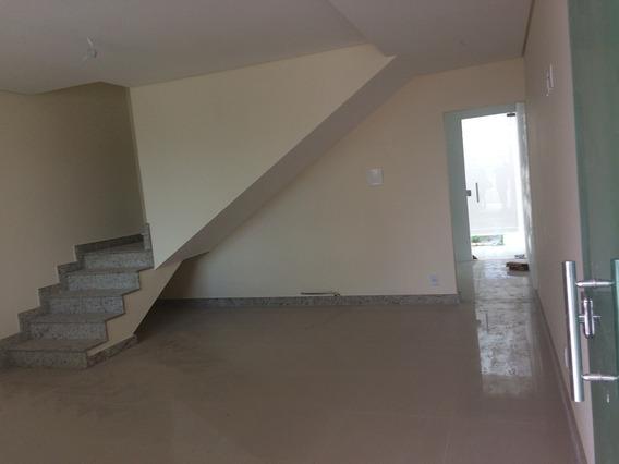 Casa Geminada Nova 3 Quartos, 100m² B. Vitória - 699