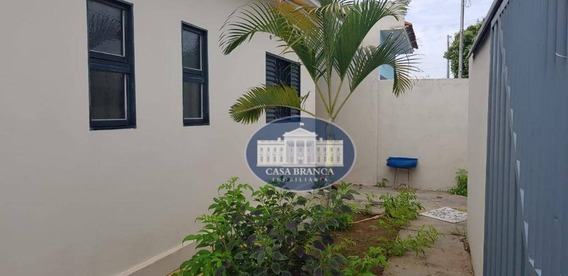 Casa Com 2 Dormitórios À Venda, 83 M² Por R$ 180.000 - Centro - Guararapes/sp - Ca1173