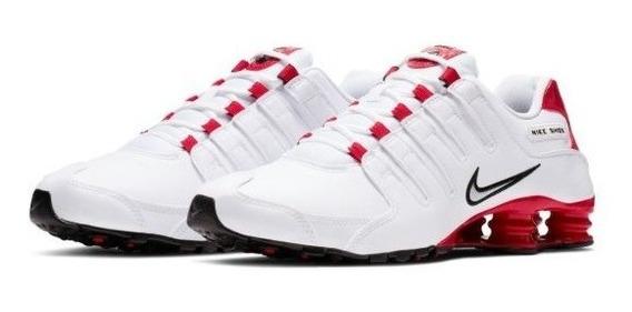 Tênis Nike Shox Nz 378341 Masculino Original + Nf