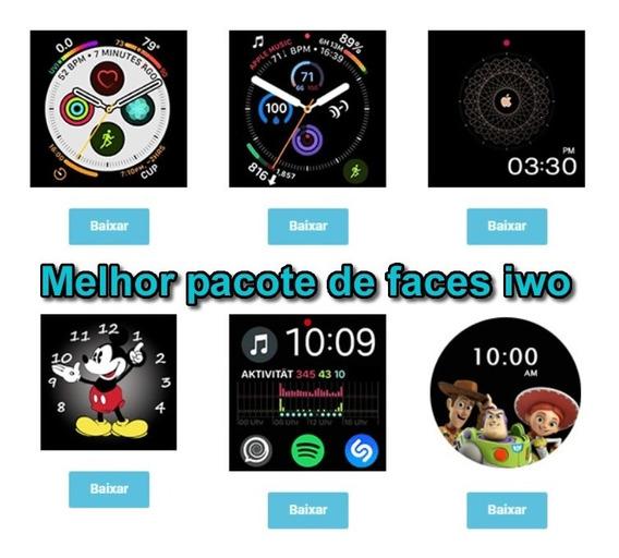 O Verdadeiro Pacote De Faces Iwo 8 Iwo 6 Iwo8 Plus Iwo 5 Lite