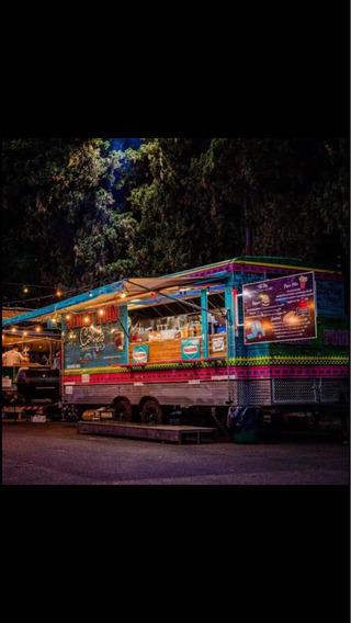 Food Truck De 6 Mts Equipado Con Lo Mejor!!!!