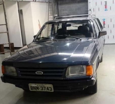 Ford Belina  4x4 Reliquia