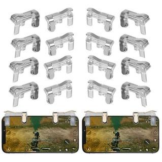 Pack 10 Par Botones L1 R1 Control Pubg Free Fire Fortnite