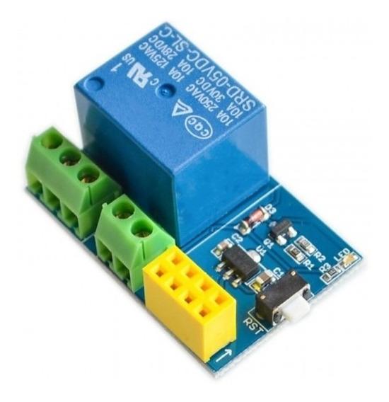 Módulo Rele Wifi Esp8266 - Sem Esp01