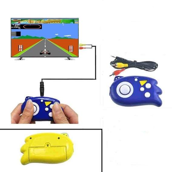 Mini Video Game Retrô Console Controlador Embutido 89 Jogos