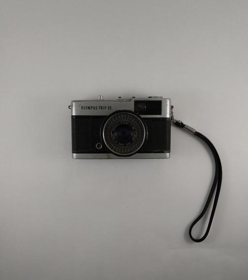 Câmera Fotográfica Olympus Trip 35