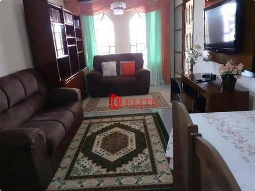 Imagem 1 de 12 de Casa Com 3 Dormitórios À Venda, 200 M² Por R$ 550.000,00 - Bosque Dos Eucaliptos - São José Dos Campos/sp - Ca1993