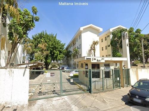 Apartamento Casa Alta Em Sjcampos-sp - Apv418 - 69396747