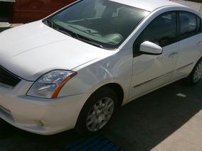 Nissan Sentra 4 Puertas 2.0 Custom 6vel T/m