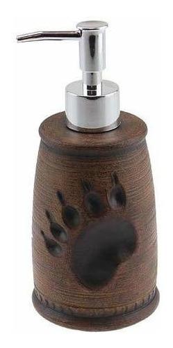 Imagen 1 de 1 de Dispensador De Bomba De Locion De Jabon Liquido Con Estam