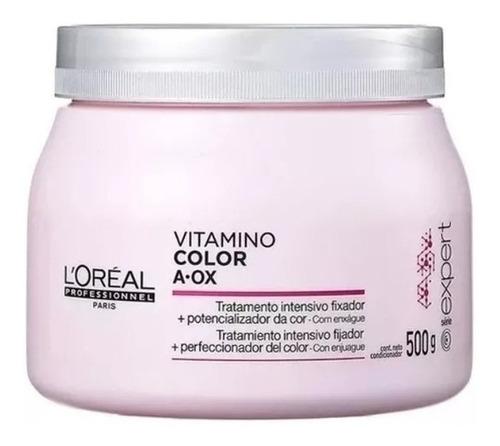Mascara Loreal Vitamino Color X 500ml Envio Gratis+cuotas!