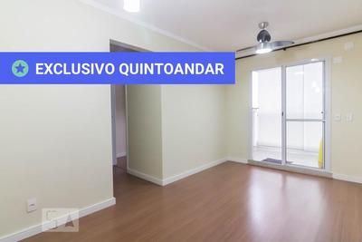 Apartamento No 6º Andar Com 2 Dormitórios E 1 Garagem - Id: 892905863 - 205863