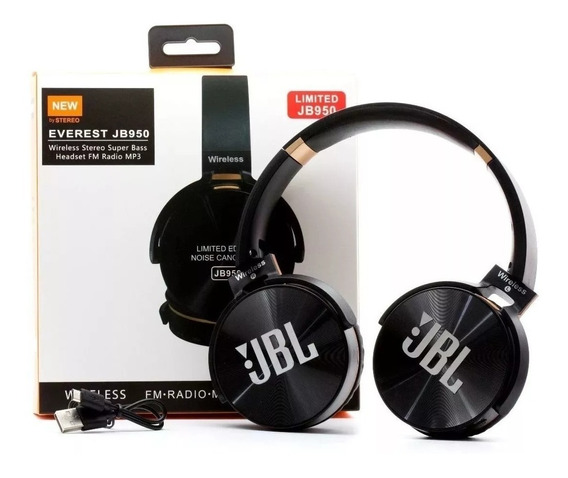 Fone De Ouvido Bluetooth Jb950
