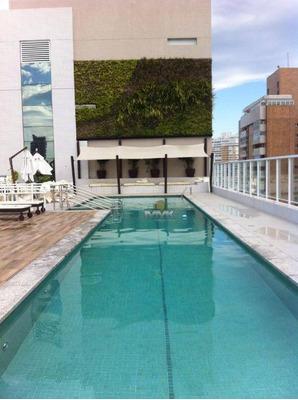 Legend Santos Excelente Opção Investimento Imóvel Alugado Até 11/2017 1 Dormitório (studio) Com Lazer Completo Gonzaga Santos/sp - Ap0736