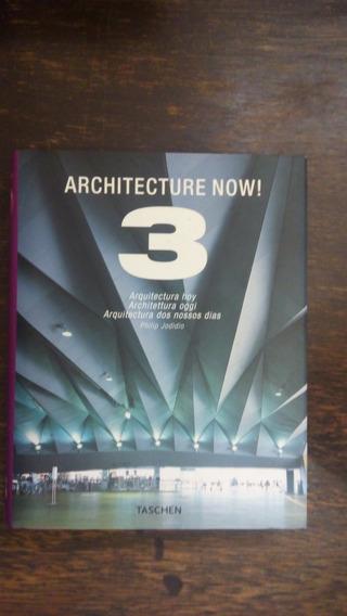 Archicture Now 3 + Atlas De Edifícios + Enc. Da Construção