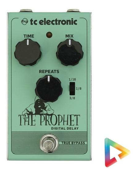 Pedal P/ Guitarra The Prophet Digital Delay - Tc Electronic