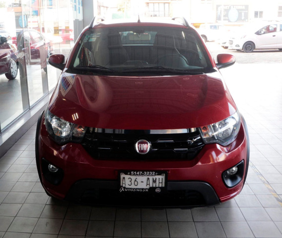 Fiat Mobi 2017 1.0 Way Mt