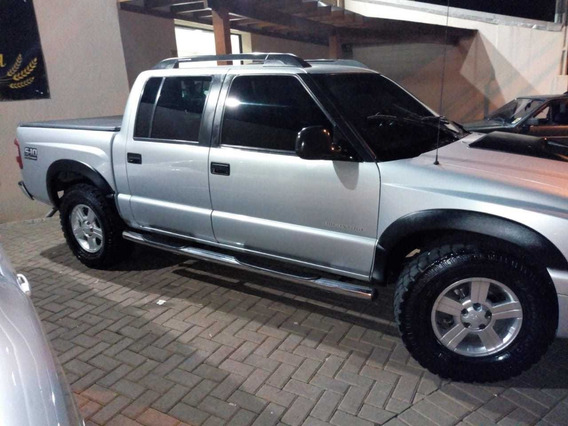 Chevrolet S10 2.4 Advantage Cab. Dupla 4x2 Flexpower 4p 2010