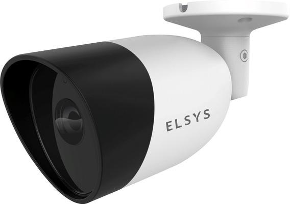 Câmera De Segurança Externa Elsys Wi-fi Hd Com Infravermelho