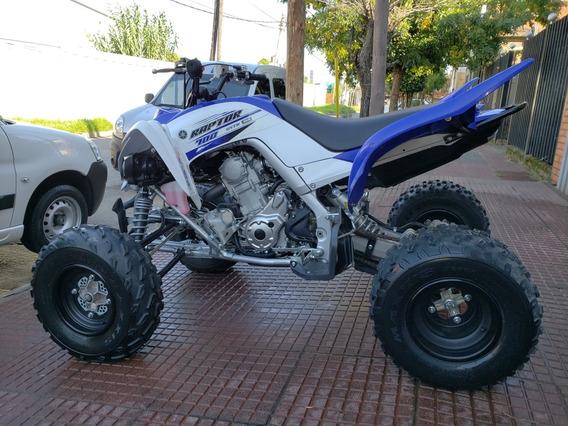 Yamaha Raptor 700 Inmaculado!!