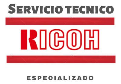 Servicio Técnico , Reparación Y Alquiler De Equipos Ricoh