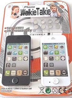 iPhone En Forma De Walkie Talkie