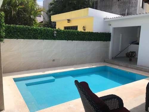 Casa En Renta Belice 7, Maz 16, 57