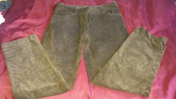 Pantalon De Pana Markova (413/620)