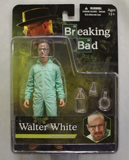 Figura Walter White - Breaking Bad Mezco Toyz