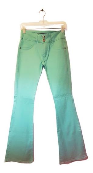 Pantalon De Gabardina Oxford