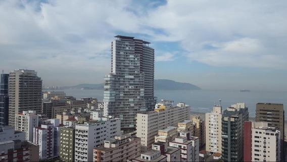 Apartamento Com 1 Dormitório Para Alugar, 60 M² Por R$ 2.550,00/mês - Pompéia - Santos/sp - Ap6830