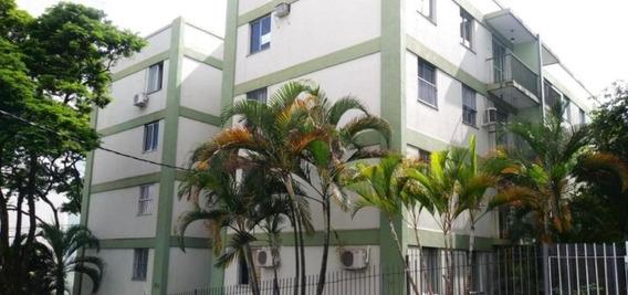Apartamento Colina - 3 Quartos E Garagem