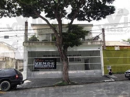 Casa Sobrado Para Venda, 5 Dormitório(s) - 24021