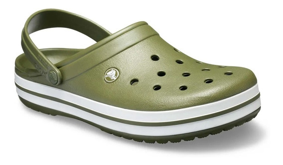 Crocs Crocband Verde Militar