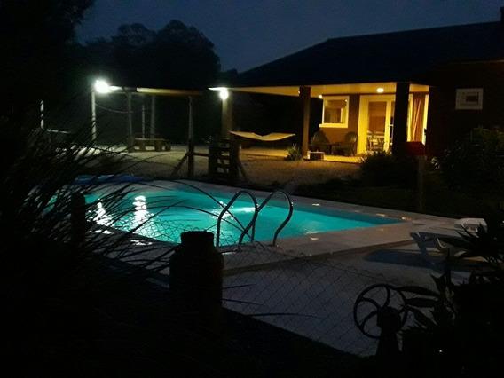 Casa/cabaña Alquiler- Playa Chapadmalal Mar Del Plata- Costa