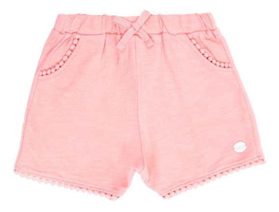 Short Katy Coral Niña 4kids