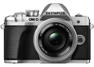 Cámara Olympus Om-d E-m10 Mark Iii M.zuiko 14-42mm Ez