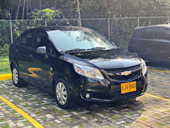 Chevrolet Sail 1.4 Ls Aa 2018