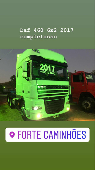 Daf 460 Daf 105 460 6x2