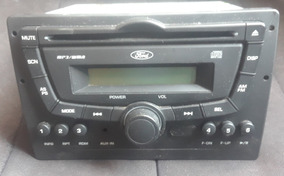 Reproductor Original Ford Fiesta Cd Mp3 Radio Fm Am