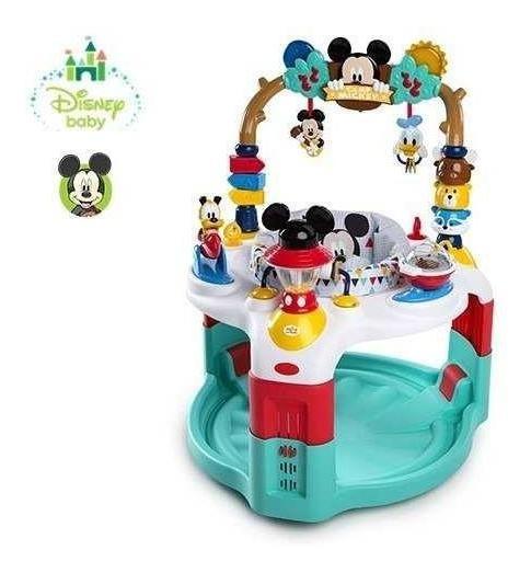 Centro De Actividades Love Mickey Mouse Disney Con Musica