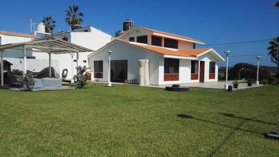 Alquilo Casa En Playa Para Eventos Km 27 Pan Sur