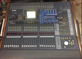 Console Yamaha Dm2000 Mesa Som